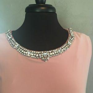 Dresses & Skirts - Crystal Neck Formal Dress